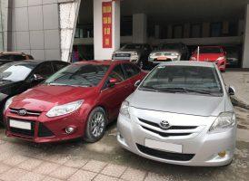 Mua ô tô cũ năm 2020 cần nộp những loại thuế phí nào?