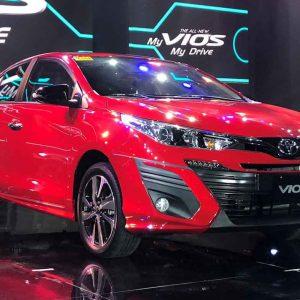"""Nhìn lại chặng đường 12 tháng """"trồi sụt"""" của ông vua doanh số 2019 – Toyota Vios"""